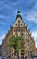 Prague - Hotel Paris by pingallery