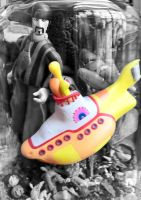 yeLLow suBmarine by mudyfrog
