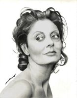 Susan Sarandon by sprockervp