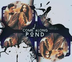 Come Along, Pond by sailorjessi