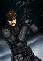 Solid-Fucking-Snake by TricksyPixel