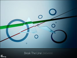 Break The Line by Thvg