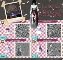 Sae QR Code for Animal Crossing: New Leaf by TeenBulma