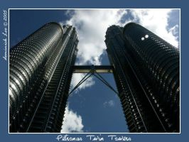 Petronas Twin Tower by dominickleo