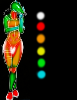 BodyChart- Kiihra by QuintonQuill