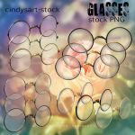 Old eye glasses by cindysart-stock by CindysArt-Stock
