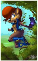 Sally Acorn by 14-bis