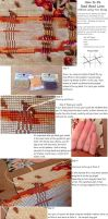 How to Embellish with Bead Lines by pinkythepink