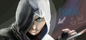 Assassins Creed Altair by DeathChronic