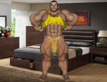 Colton Bed P1 Smooth 014 by Bodybeef