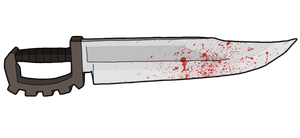 Bowie Knife by D0ct0rrR1cht0f3n