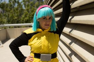 Namek Bulma-Cosplay 1 by MajinNeda