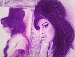 Amy Winehouse RIP by A-D-I--N-U-G-R-O-H-O