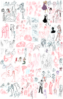 Sketchdump- Mar '12 by Nikki0417