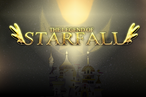 Starfall Wallpaper 3 by Mauritaly