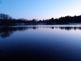 Winter River 4 by hieiluva89