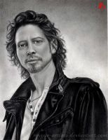 Chris Cornell by reveur-artiste