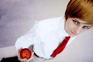 Light Yagami by TheSinisterLove