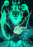 Lol: Thresh the chain warden by Mikkynga