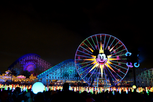 Disney California  Adventure by pacmangeek