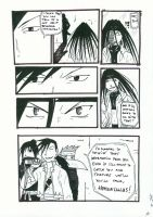 FMA manga comic tryout by Akuma-no-Atisuto