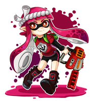Inkling [01] by SandraGH