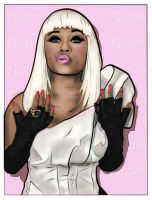 NickiMinaj by klaudia69