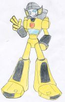 Sunstreaker by Dy-na-mo