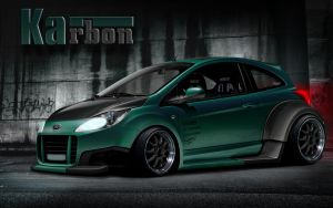 Ford KArbon by themjdesign