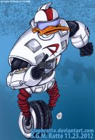 DT / DWD - :Gizmoduck: by StephRatte