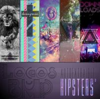 Logos Bmp 'Hipsters by coral-m