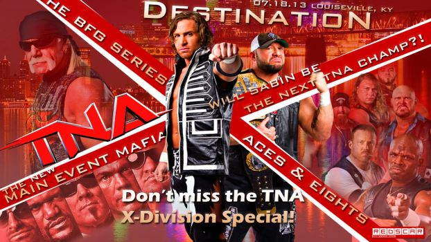 TNA Destination X 13 - 1920x1080 by RedScar07