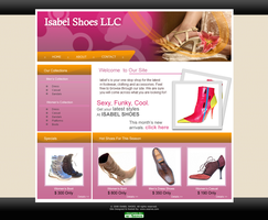 Isabel Shoes by nepdud