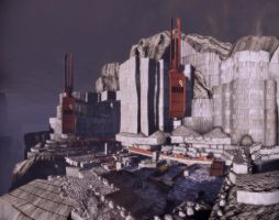 Mass Effect 2 pano 30 by MichaWha