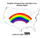 The Gay Marriage Distraction by IAmTheUnison