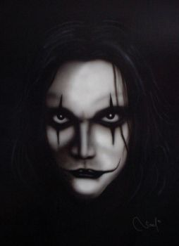 The Crow 2 by DrAkMa