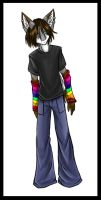 Rainbow, Lawls. by Doomed-to-sock