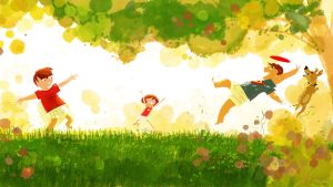 Just another sunny day. by PascalCampion