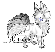 .[Closed]. Kitsune Adoptable by the-worlds-forgotten