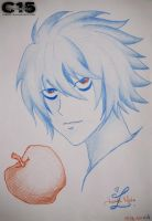 L - Death Note by case15