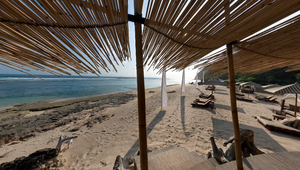 Nammos Beach Club by learningfundamentals