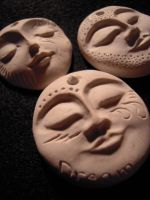 What are Happy Hollow - Clay Reflections? by HappyHollowGlass