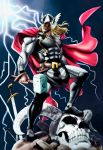 Thor (colors) by FantasticMystery