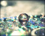 .Glittered Galaxy. by GrotesqueDarling13