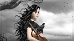 GOTHIC DARK VIOLINIST 9 DESKTOP VERSION by FABRYKING61