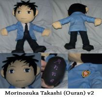 Commission: Mori -Ouran- V.2 by Necronomical