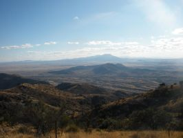 Coronado National Memorial by baronbeandip