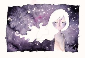 Milky Way by PinkCatsCookieShop