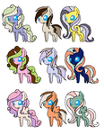 Pony Adopts 12 by FromTheRainbowAdopts