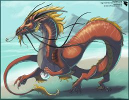 Long Dragon is Long by Ulario